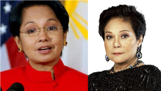 Has BS Aquino redirected his anger at GMA to her look alike, Nora Aunor?