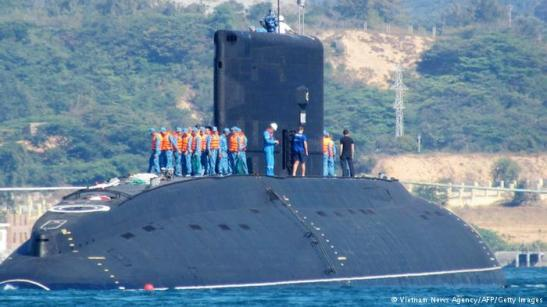 Southeast, East Asia build up naval capabilities