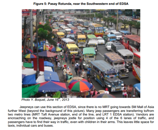 Boquet, Yves. BATTLING CONGESTION IN MANILA: THE EDSA PROBLEM. From unescap.org