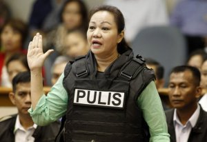 OA is for Overacting : OA Case #1 : Napoles and her vest...