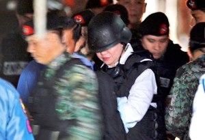 OA is for Overacting : OA Case #1 : ...her helmet