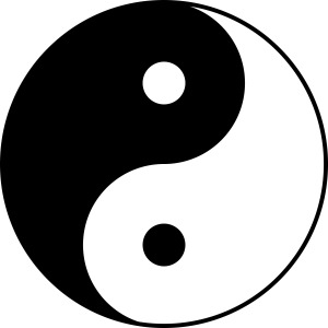 Falling into the trap of dichotomies : Yin and Yang